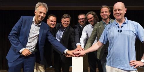 7 juni 2016 – Publieke DAB+ netwerk voltooid, commerciële volgt