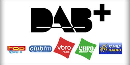 15 februari 2018 –  IP Belgium versterkt zijn Nederlandstalig radio-aanbod met vijf nationale DAB+ radiostations