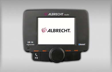 albrecht audio dr 56 digital radio. Black Bedroom Furniture Sets. Home Design Ideas