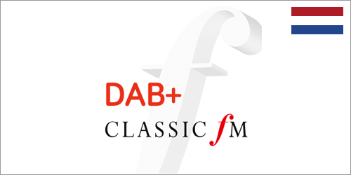 1 september 2019<br>Classic FM terug op DAB+