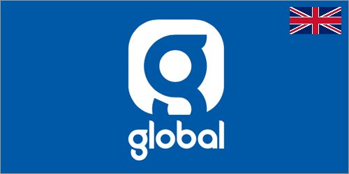 3 september 2019<br>VK: Global met nog eens 3 stations gestart op DAB+