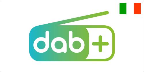 5 september 2019<br>Flinke uitbreiding landelijke DAB+ netwerken in Italië