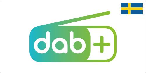 10 juli 2019<br>Zweden: Eerste commerciële stations officieel gestart op DAB+