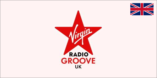 10 januari 2020<br>VK: Virgin Radio Groove terug via DAB en internet