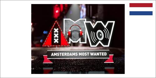 24 mei 2021<br />Amsterdams Most Wanted (AMW) weer te beluisteren via DAB+