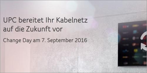 7 september 2016 – Zwitsers zusterbedrijf Ziggo introduceert DAB+ op de kabel